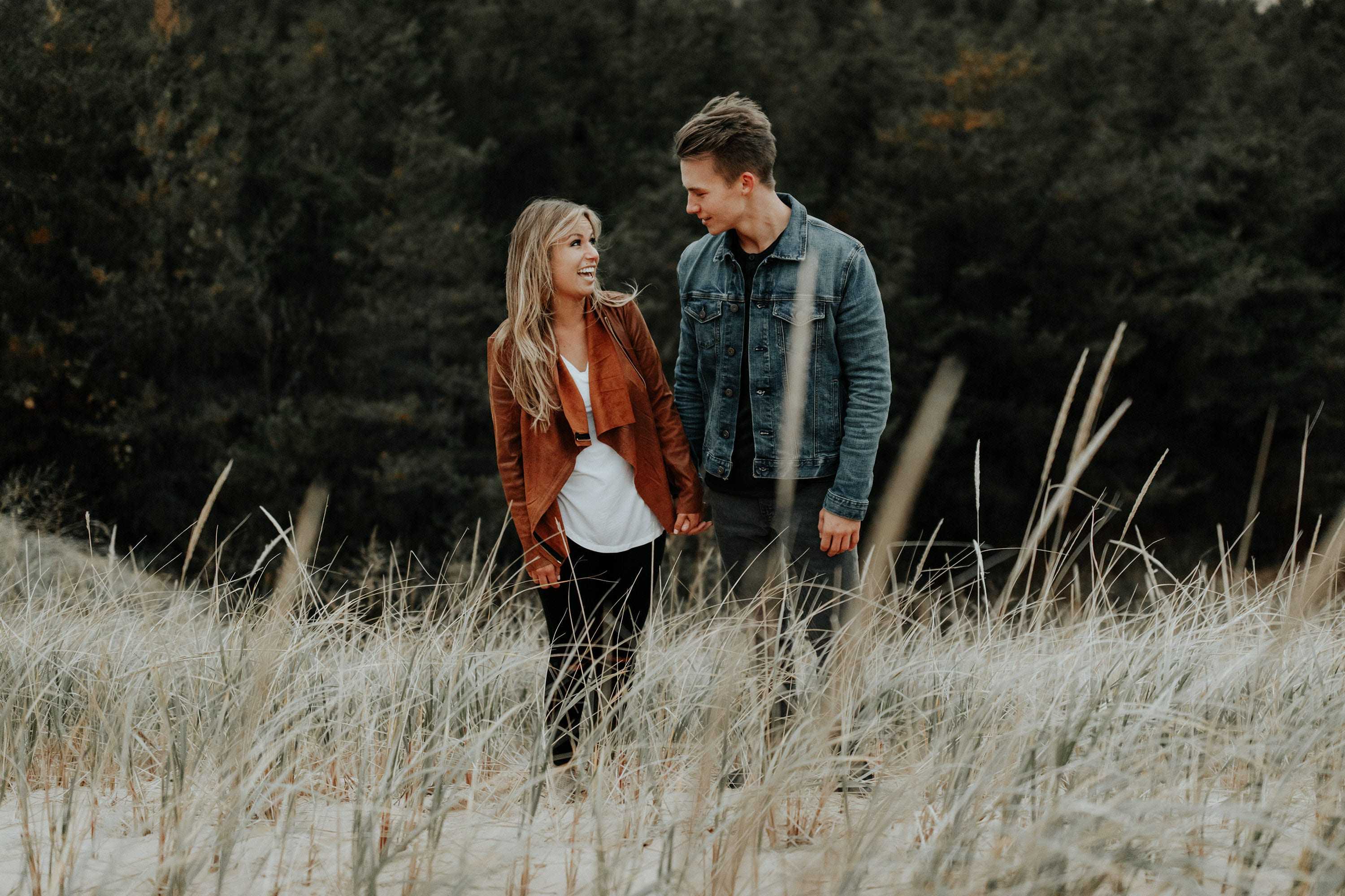Romantic, Desert-Themed, Engagement Session, Josh Rexford