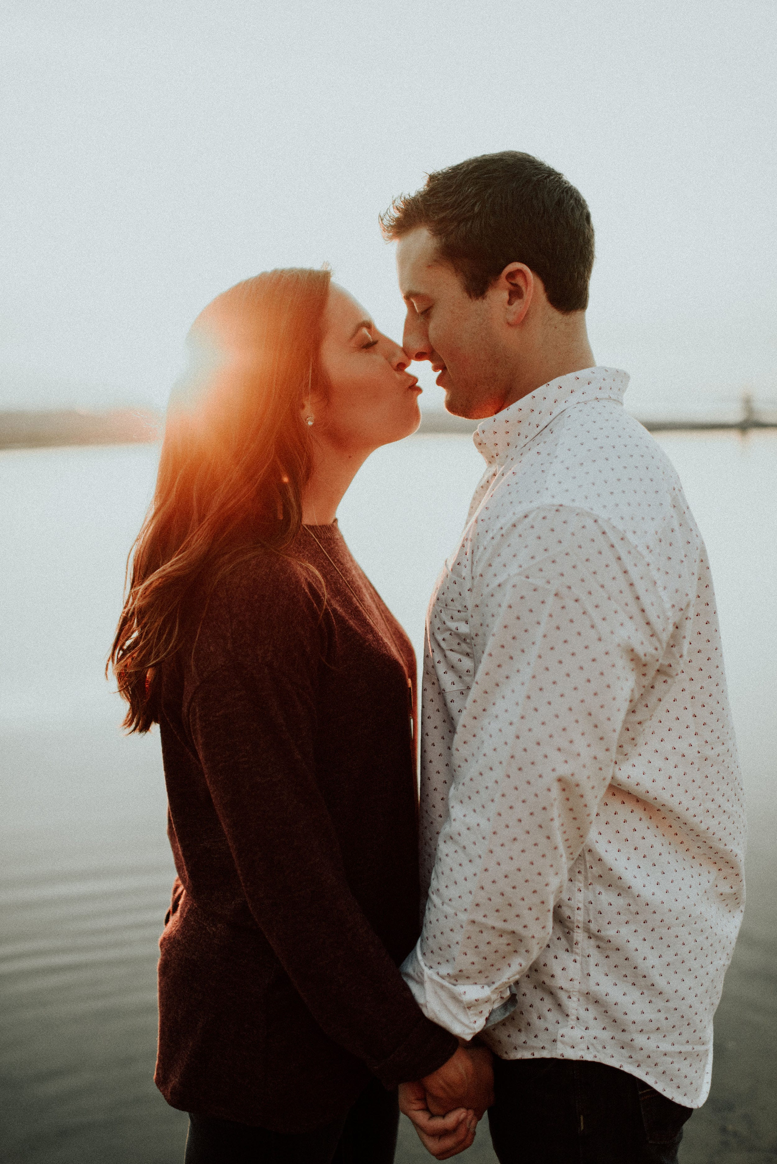 West, Coast, Inspired, Engagement Session, Josh Rexford