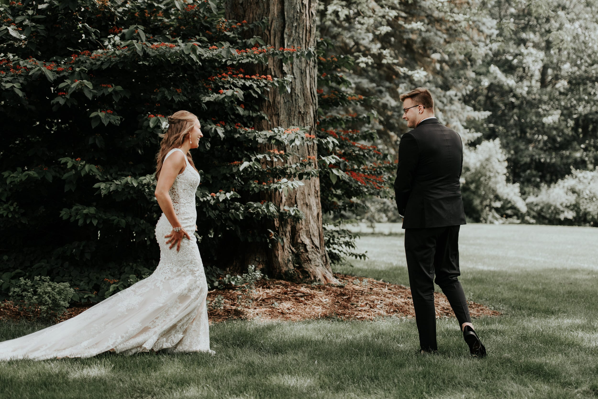 West, Michigan, Garden, Wedding, Josh Rexford
