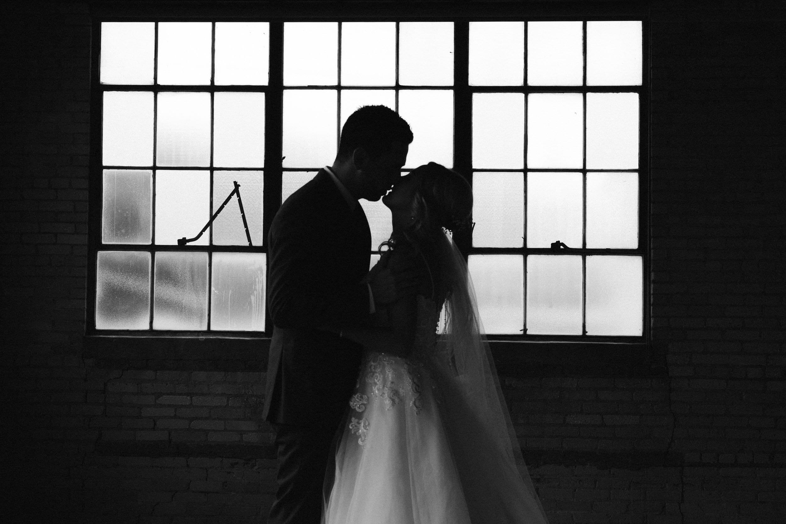 Industrial, Chic, Downtown, Wedding, Josh Rexford, Photographer
