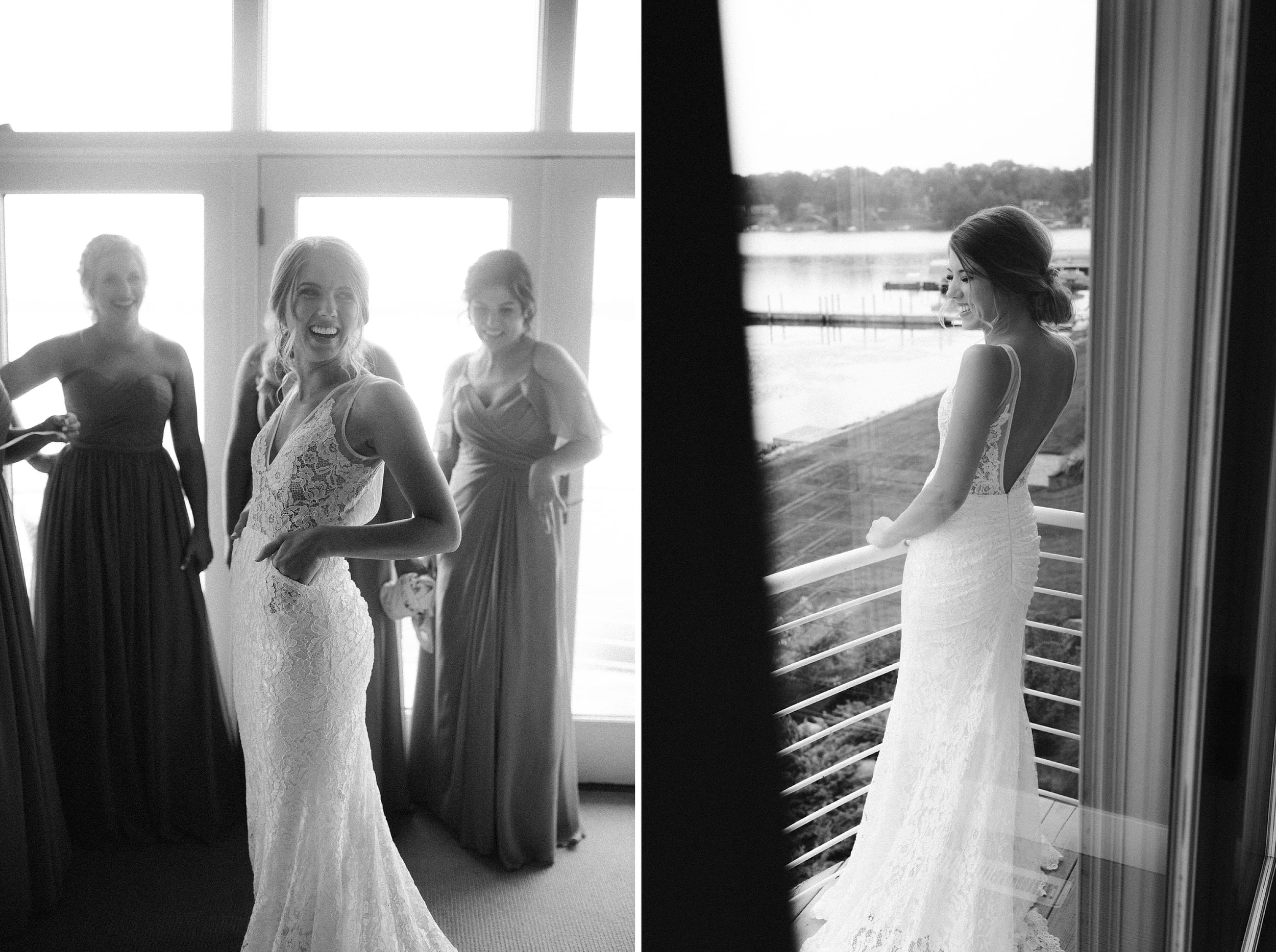 Whimsical, Summer, Michigan, Wedding, Josh Rexford