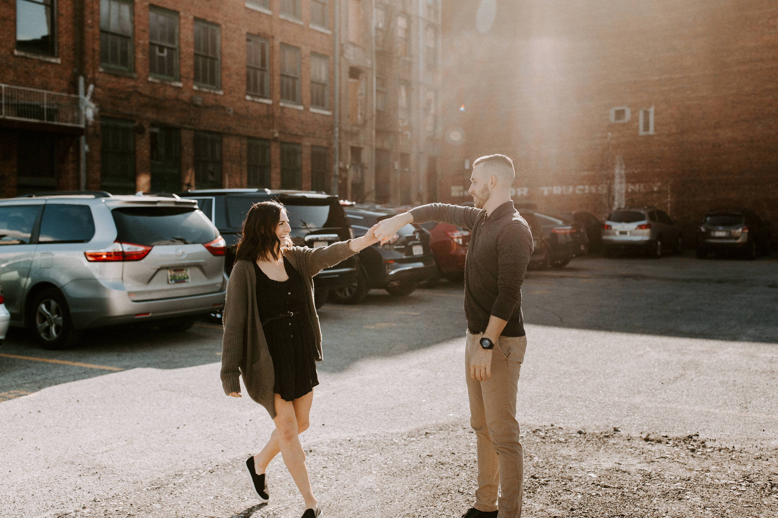xDowntown, Alabama, Birmingham, Engagement, Josh Rexford, Photographer
