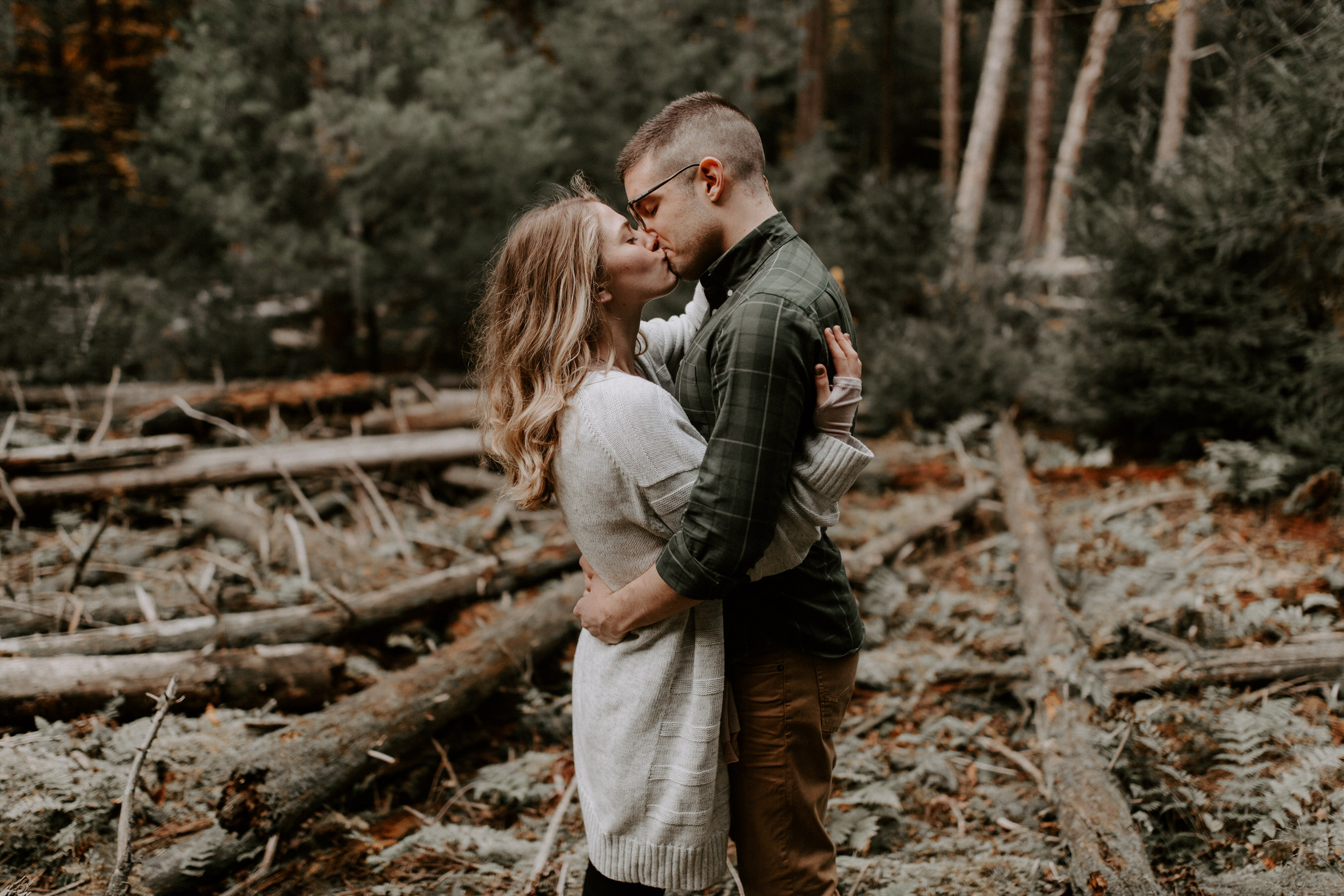 Colorful, Fall, West Michigan, Engagement, Josh Rexford, Photographer